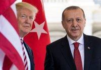 Трамп и Эрдоган договорились о личной встрече