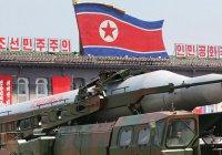 СМИ: Северная Корея может продать ядерное оружие террористам