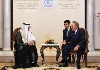 Генсек ООН: Казахстан в исламском мире имеет большой авторитет