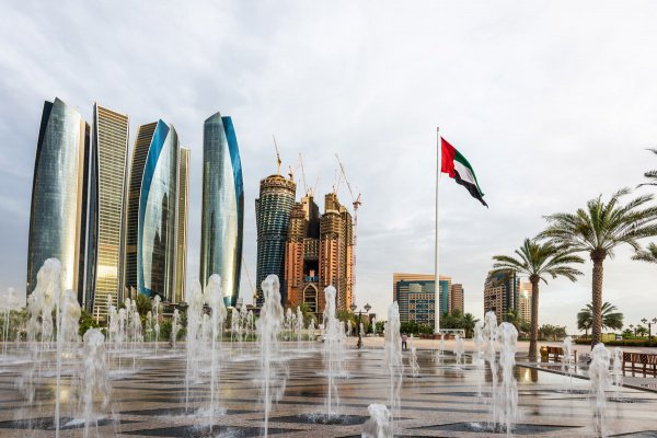 Абу-Даби, ОАЭ.