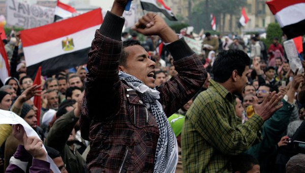 """Арабская весна"""