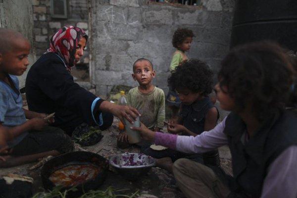 Уровень бедности в Секторе Газа составляет 70%.