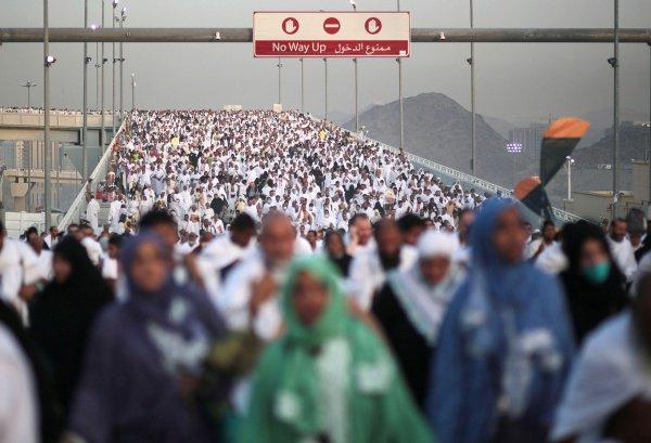 В этом году хадж совершили более 8 тысяч паломников из Дагестана.