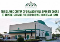 Мечеть приютила пострадавших от урагана «Ирма»