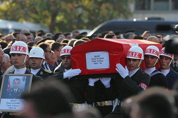 Изменения коснутся только похорон военнослужащих.