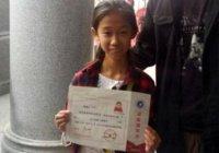 Китаянка в 10 лет поступила в университет