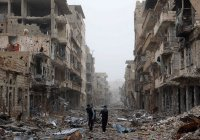 Россия отправит в Сирию тысячи тонн стройматериалов
