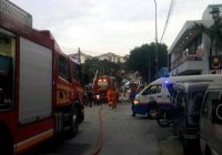 Пожар в медресе унес жизни 25 человек
