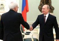 Путин обсудил Ближний Восток с главой МИД Ирана
