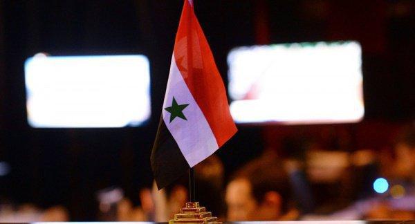Переговоры по Сирии.