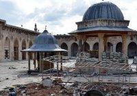 $14 млн Кадыров перечислил на восстановление главной мечети Алеппо