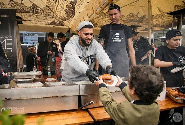Black Star Burger Тимати выходит на рынок Соединенных Штатов иОАЭ