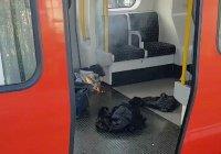 Опубликованы видеокадры с места теракта в лондонском метро (Видео)