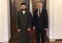 Муфтий РТ встретился с послом России в Польше