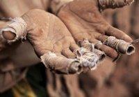 40 миллионов рабов насчитывается по всему миру