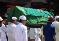 Власти Таджикистана расписали правила траурных церемоний