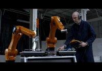 Робот-группа записала первый альбом (ВИДЕО)