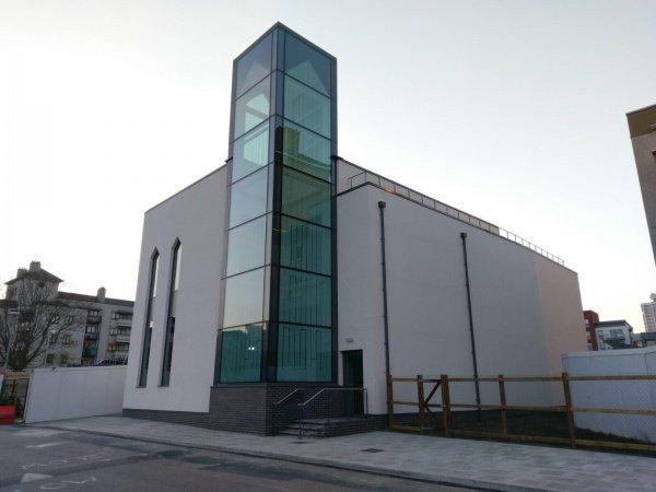 Эта мечеть самая секретная в мире