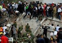 Число жертв землетрясения в Мексике возросло до 248