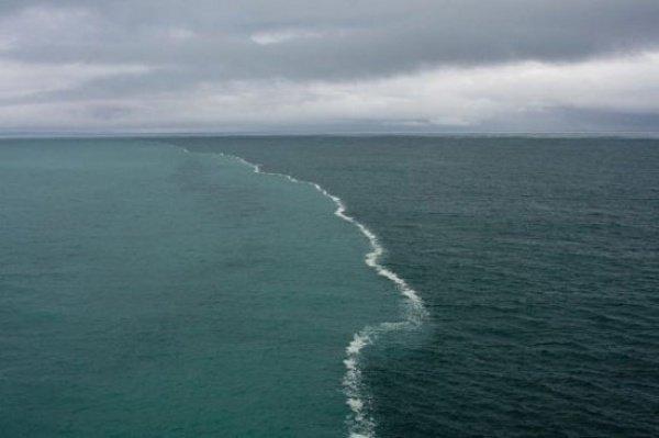 Средиземное море и Атлантический океан
