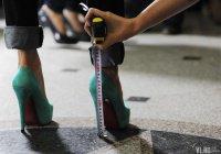 Ученые: Обувь на каблуке полезна для здоровья