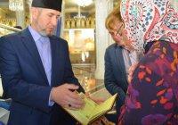 """Коран - это частичка тепла, которое ощущаешь, едва взяв в руки"""