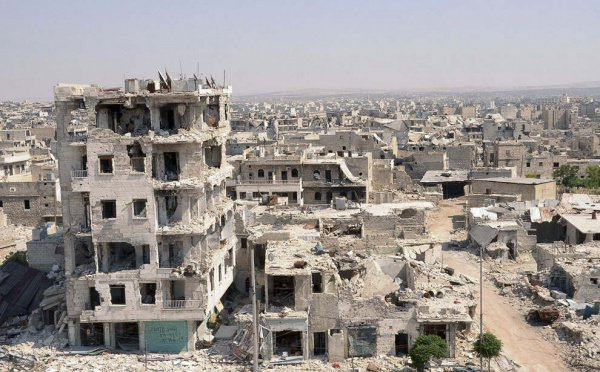 Бои за Ракку близятся к завершению.