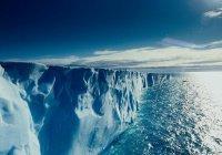 Сокращение льдов Арктики достигло рекордных значений