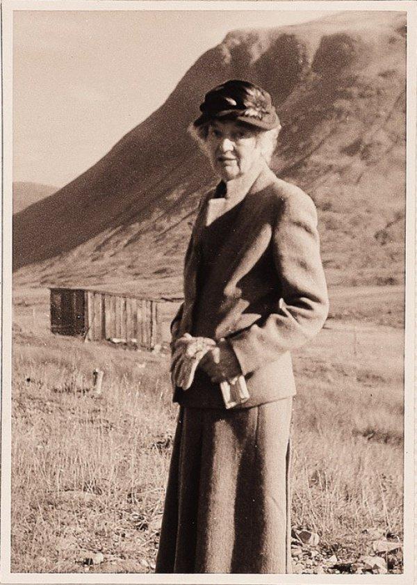 Уникальное фото: первая европейская женщина, побывавшая в хадже