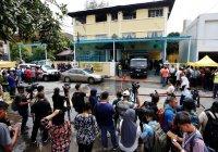 Стала известна причина пожара в малазийском медресе