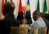 Дональд Трамп выдумал новую африканскую страну (Видео)