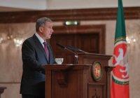Минниханов пообещал поддерживать противодействие радикализму