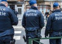 В Брюсселе по подозрению в связях с террористами задержан полицейский