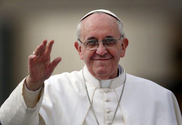 Папа Римский сыграл в кино.