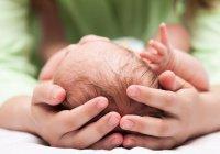 В Новосибирске родился 6-килограммовый младенец