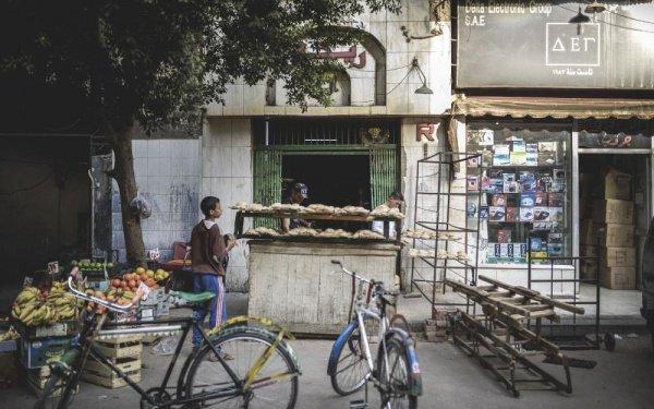 На грани жизни и смерти: доставка хлеба в Каире