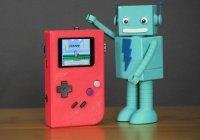 Студент из Бельгии создал гигантский Game Boy (ВИДЕО)