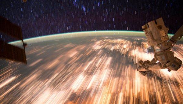 «Космос 360»: РФ покажет миру первое вистории панорамное видео изкосмоса