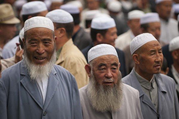 Мусульмане в Китае подвергаются дискриминации.