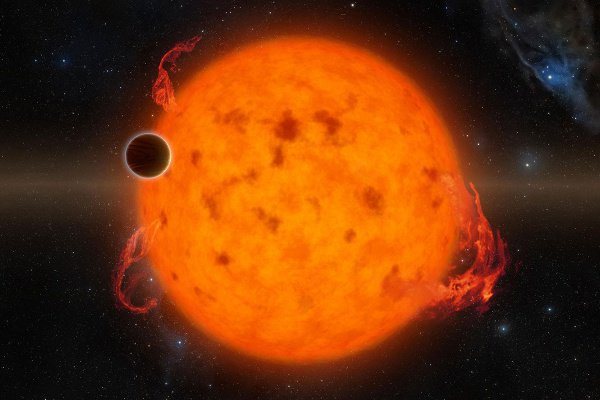 Пожиратель планет: ученые отыскали звезду, которая поглотила свои планеты