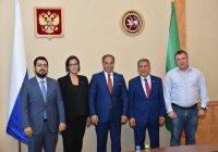Татарстан и Турция договорились о создании совместной промышленной зоны