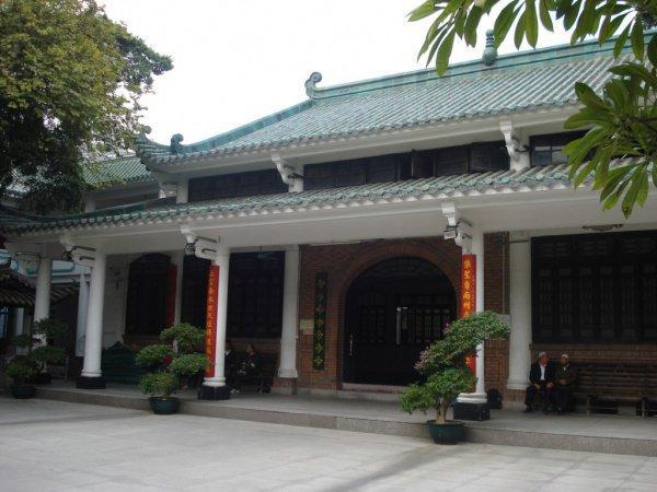 Мечеть Хуайшэн в Китае