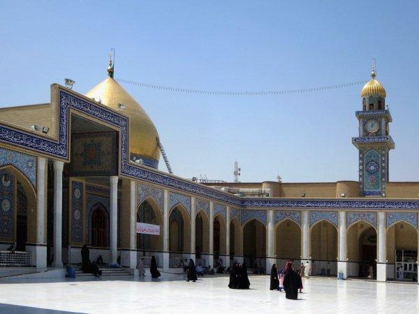 Мечеть Куфы в Ираке