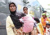 Число беженцев из Мьянмы приближается к миллиону