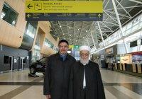 В Казань прибыл первый профессор Болгарской академии из Сирии