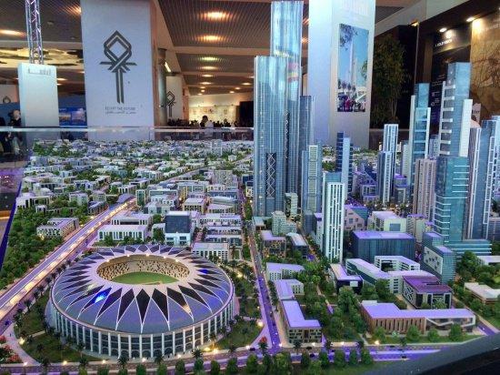 Новый Каир примет первых жителей в 2018 году.