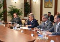 Татарстан и Узбекистан увеличат объемы товарооборота в 4 раза