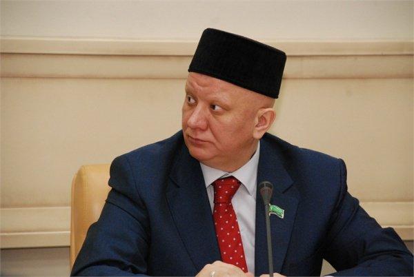 Альбир Крганов принял участие в международной конференции в Стамбуле.