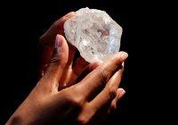 Второй крупнейший алмаз в истории продан за $53 млн
