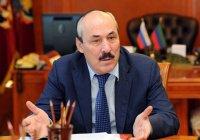 Глава Дагестана объявил об отставке